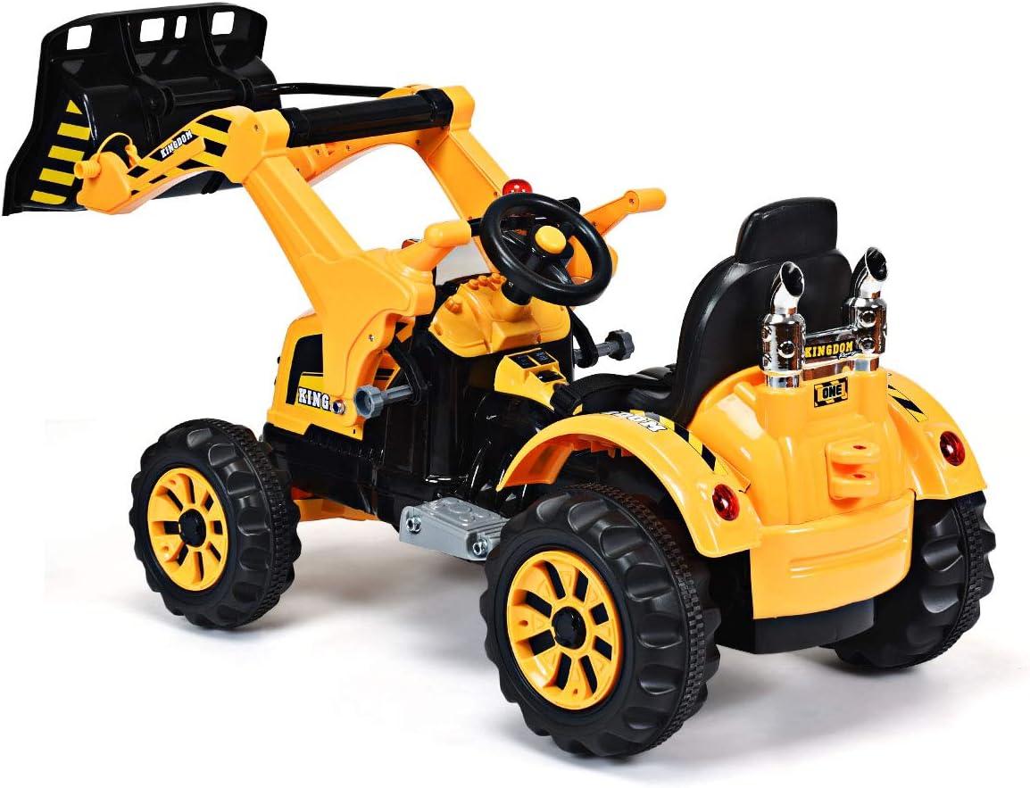 Electric Truck Ride On Excavator