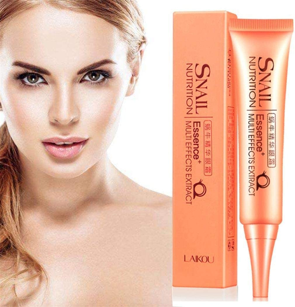 Partm Eye Cream Essence Moisturizer Anti-Aging Wrinkle Dark Circle Removal Skin Care Eye Gloss
