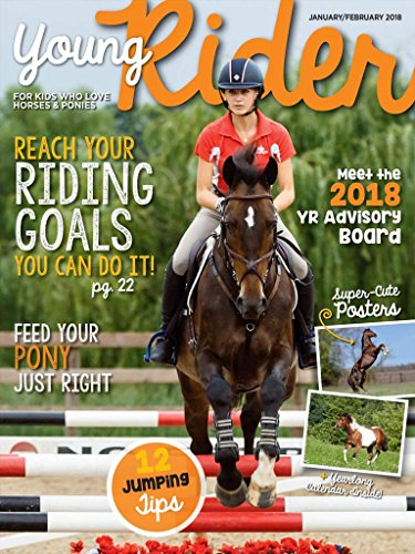 Thing need consider when find young riders magazine?