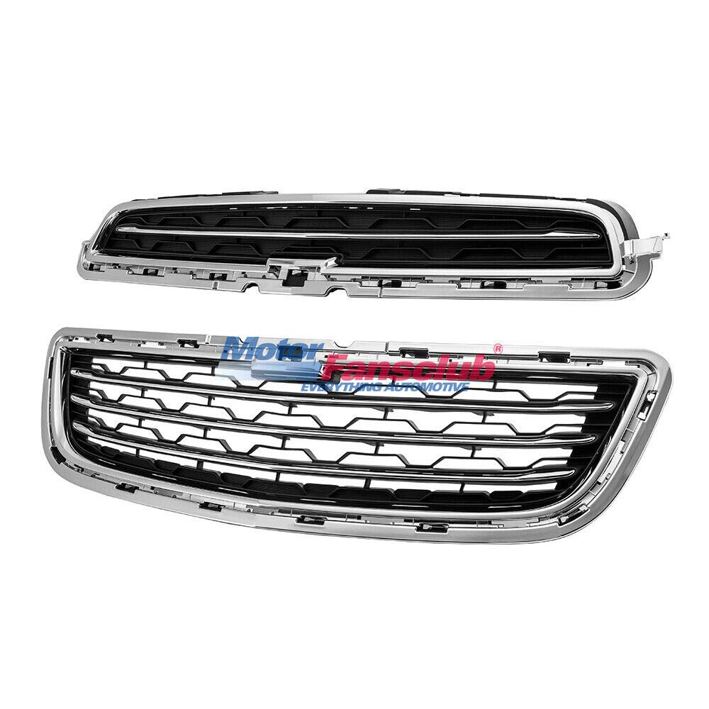 US Shipment Front Bumper Upper Grill Lower Grille For Chevrolet Trax 2014 2015 2016