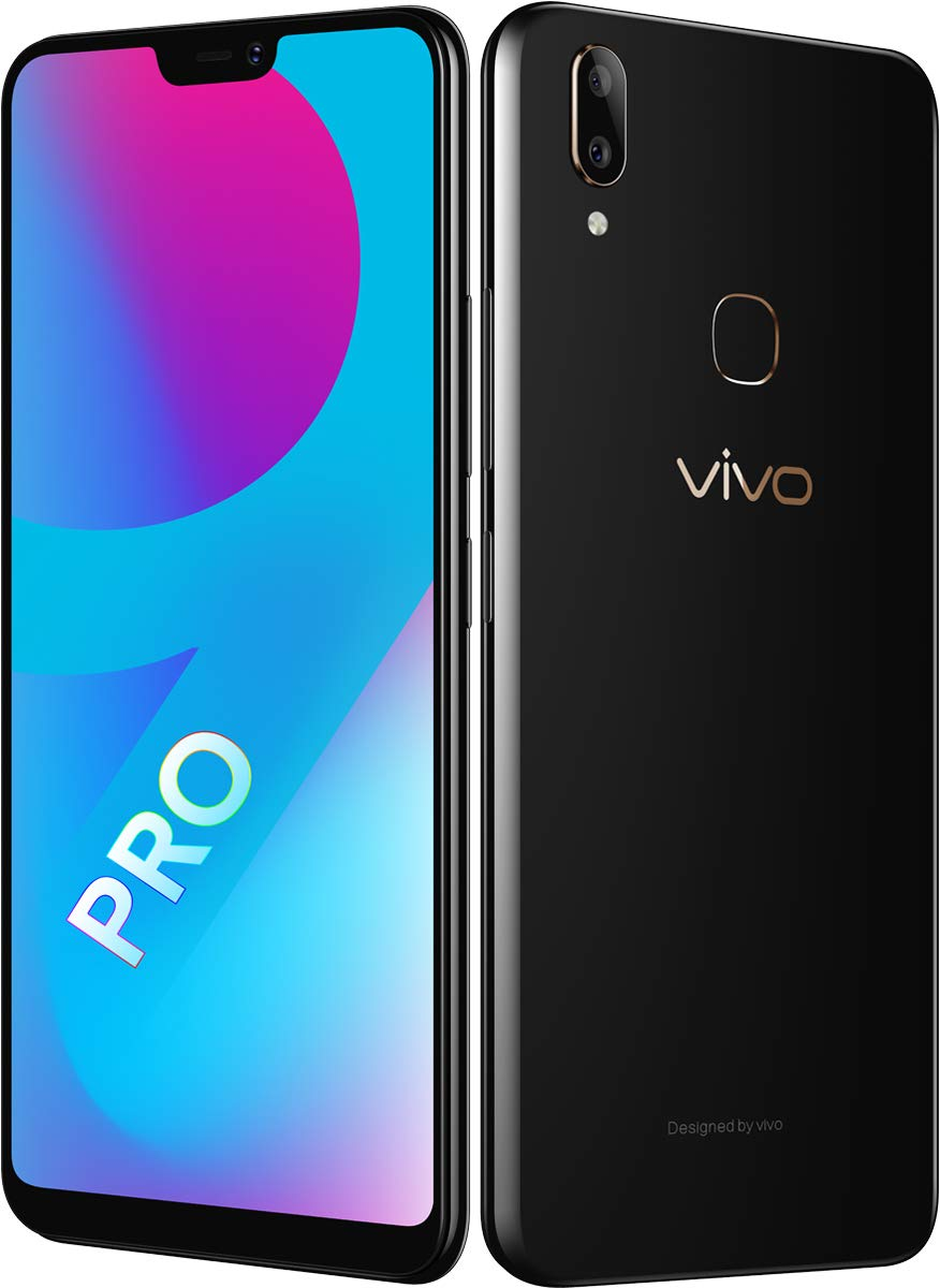 Vivo V9 Pro (Black, 6GB RAM, 64GB Storage) Without Offer