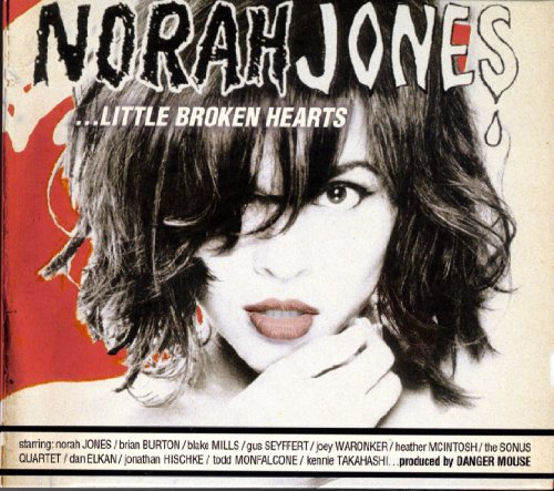 Escucha íntegro …Little Broken Hearts, el nuevo álbum de Norah Jones