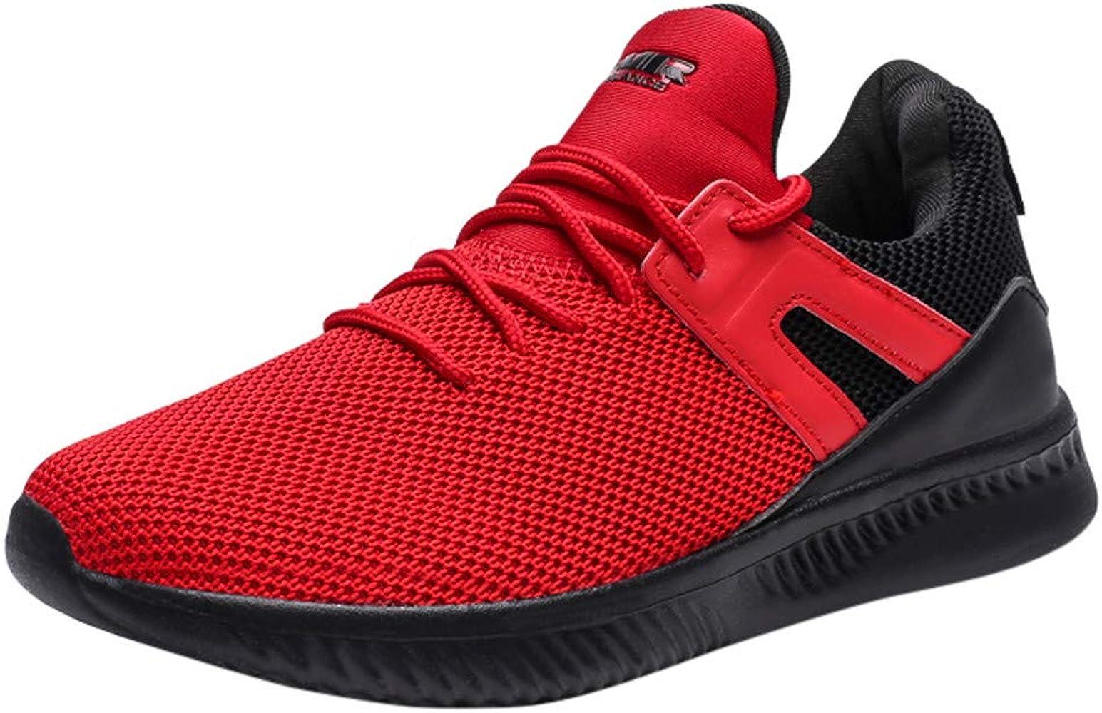 Zapatillas de Deportivos de Running para Mujer Gimnasia Ligero Sneakers Negro Azul Gris Blanco Verde 35-44: Amazon.es: Ropa y accesorios