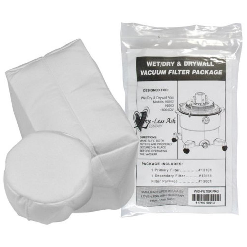 Dustless Technologies 13001 Wet/Dry Filter Package by Dustless Technologies