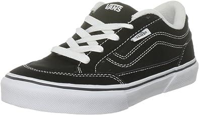 White Skateboarding Shoe VN000DT04FQ