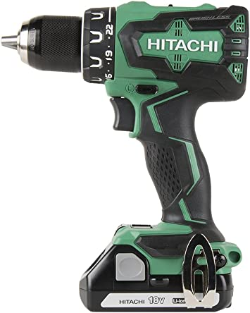 Hitachi DS18DBFL2 Power Drills product image 4