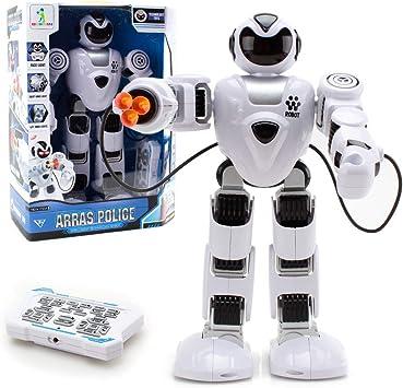 Robot Juguete Control Remoto - WISHTIME Robot teledirigido Juguete ...