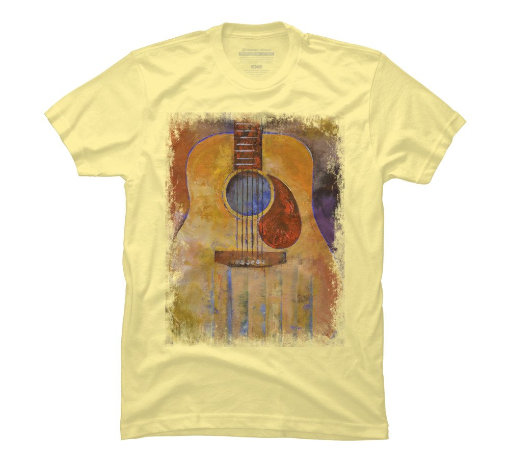Guitar S Graphic Shirts