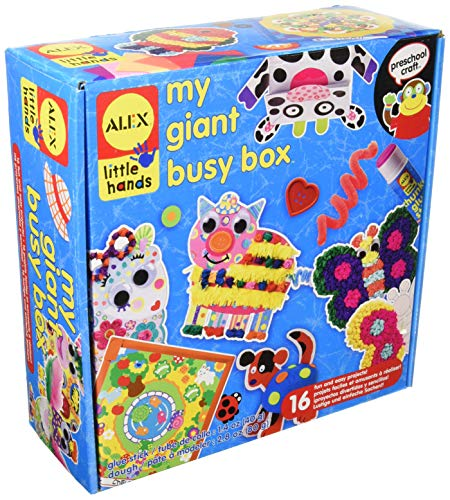 ALEX Discover My Giant Busy Box ()