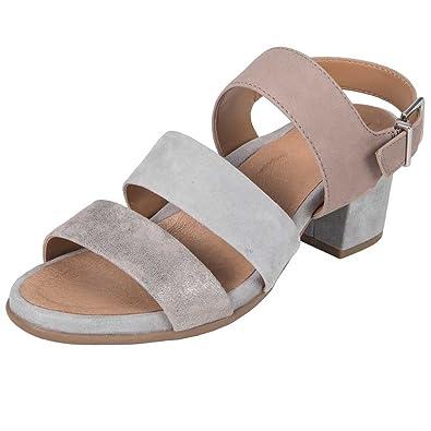 49e830cd21 Amazon.com | Earth Womens Tierra Open Toe Casual Slingback Sandals ...