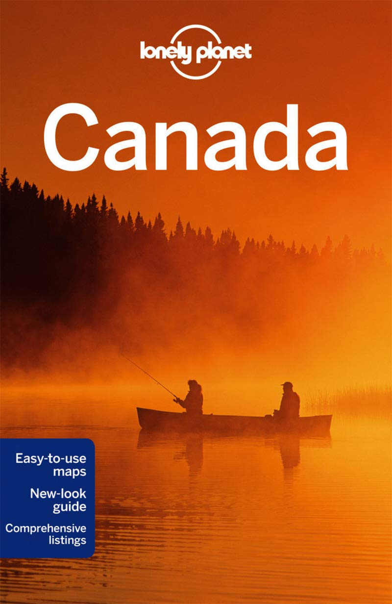 Lonely Planet Canada  Country Guide  Country Regional Guides