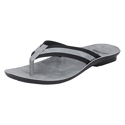 c443692be2c Red Tape Bond Street Men s RSP0728 Grey Hawaii Thong Sandals-10 UK India (
