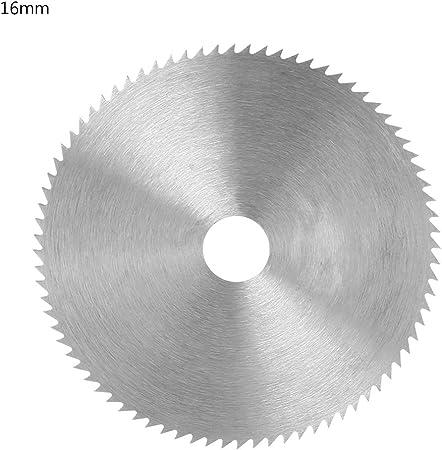 5 Inch Ultra Thin Steel Circular Saw Blade 125mm Bore Diameter 20mm Wheel