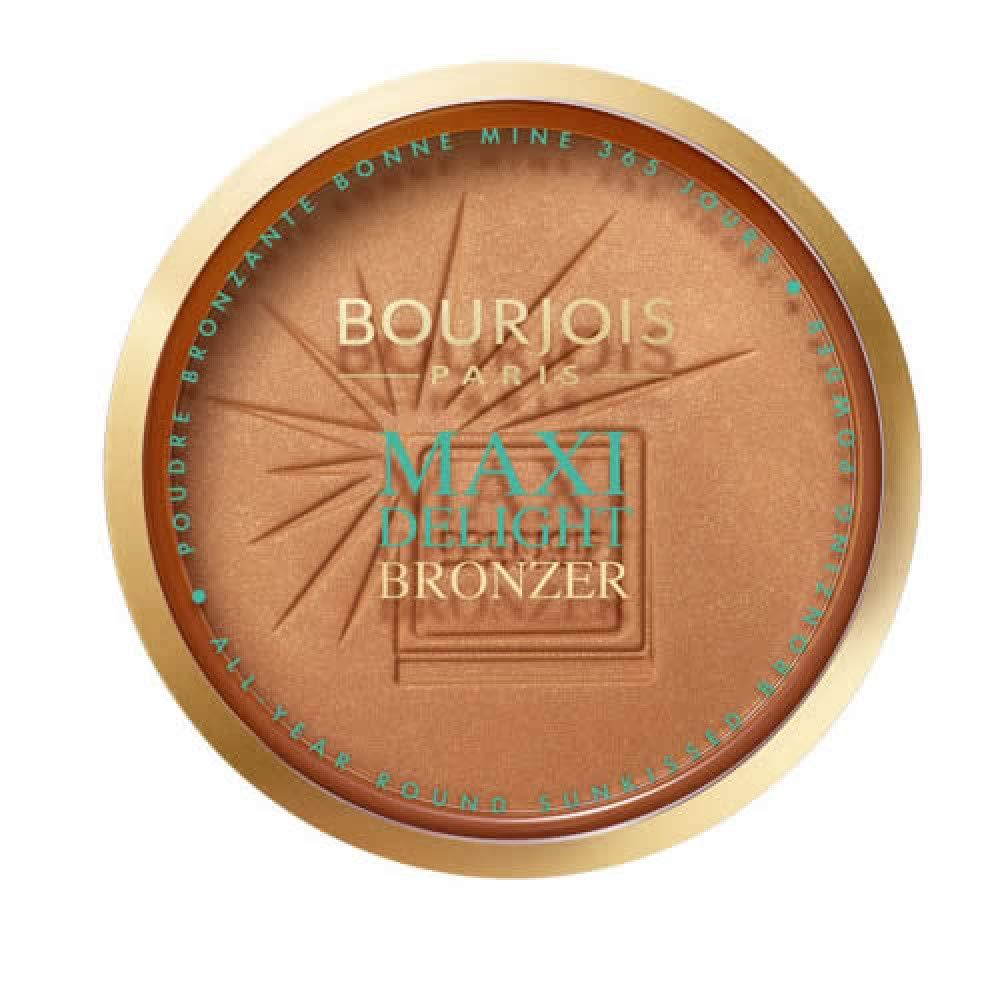 Bourjois Terra Poudre Maxi Delight Bronzer Claires/Med - 18 g Coty
