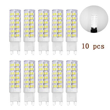 Bombilla LED G9, RANBOO, 7 W (equivalente a bombilla halógena de 60 W