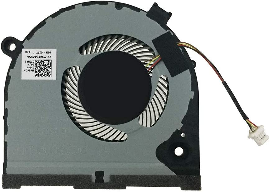 Laptop Replacement CPU Cooling Fan Cooler for Dell inspiron G3-3579 3779 G5 15 5587, P/N: 0TJHF2