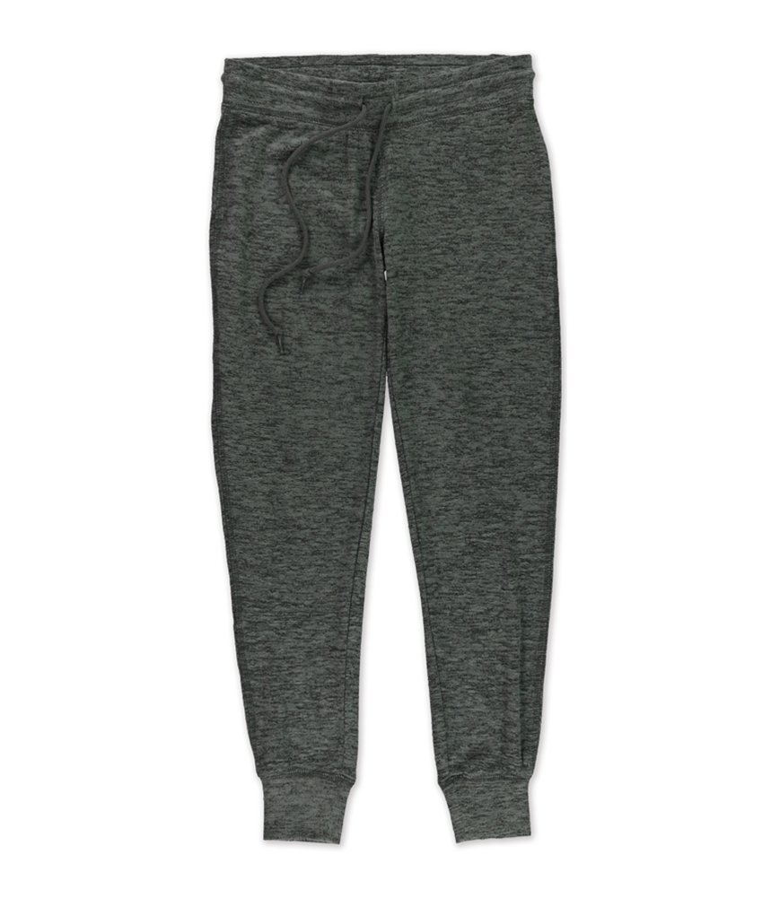 Aeropostale Womens Jogger Pajama Sweatpants Grey S/26 - Juniors