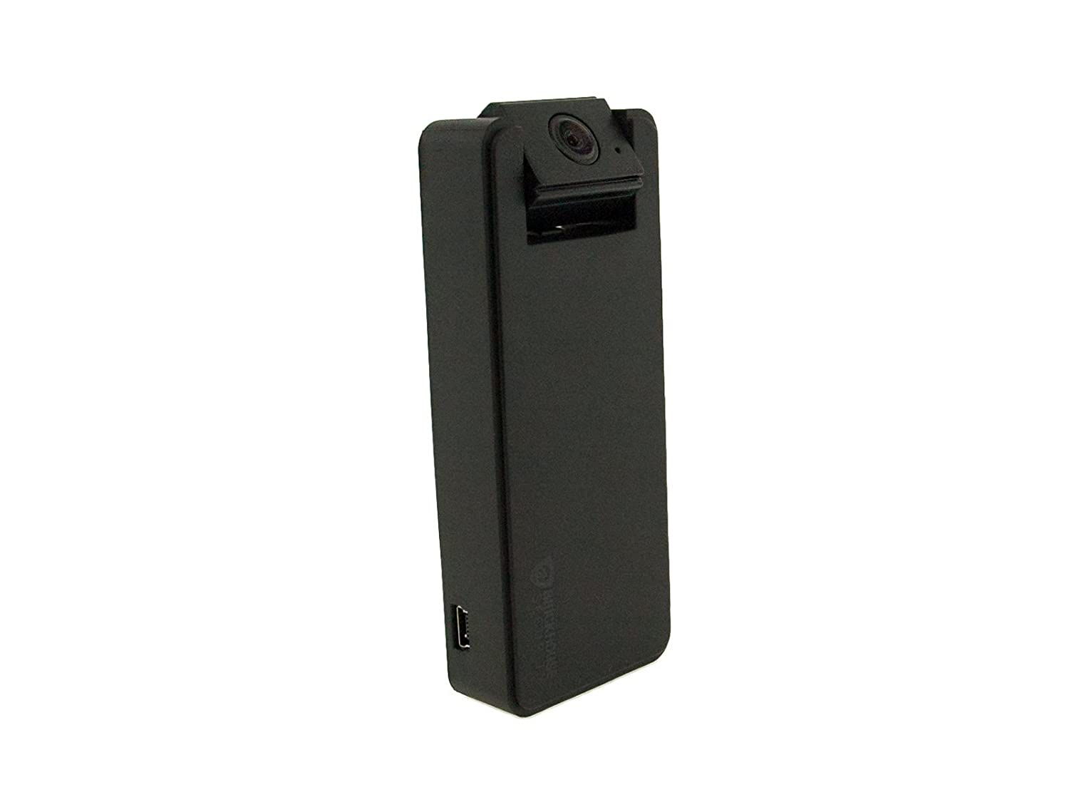 Camscura Tilt Hidden Camera Black Box Covert Home Surveillance and Nanny Camera By Brickhouse Security [並行輸入品] B01MQVPT6W