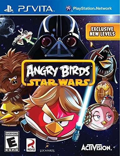 Angry Birds Star Wars - PlayStation Vita by Activision