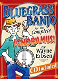 Bluegrass Banjo for the Complete Ignoramus (Book & CD set)