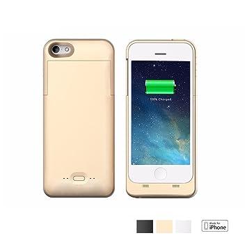 Funda Batería Extra 4000Mah para iPhone 6 Plus/6S Plus ...