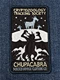 CHUPACABRA Patch - Cryptozoology Tracking Society