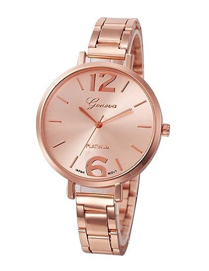Reloj de cuarzo de las mujeres 53bca46f1af9