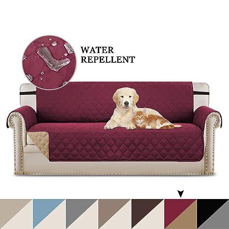 Protector de sofá, de Turquoize, funda de sofá acolchada y ...