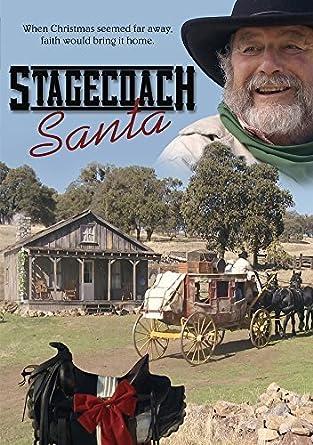 Stagecoach Santa by Ron Randolph: Amazon.es: Ron Randolph ...