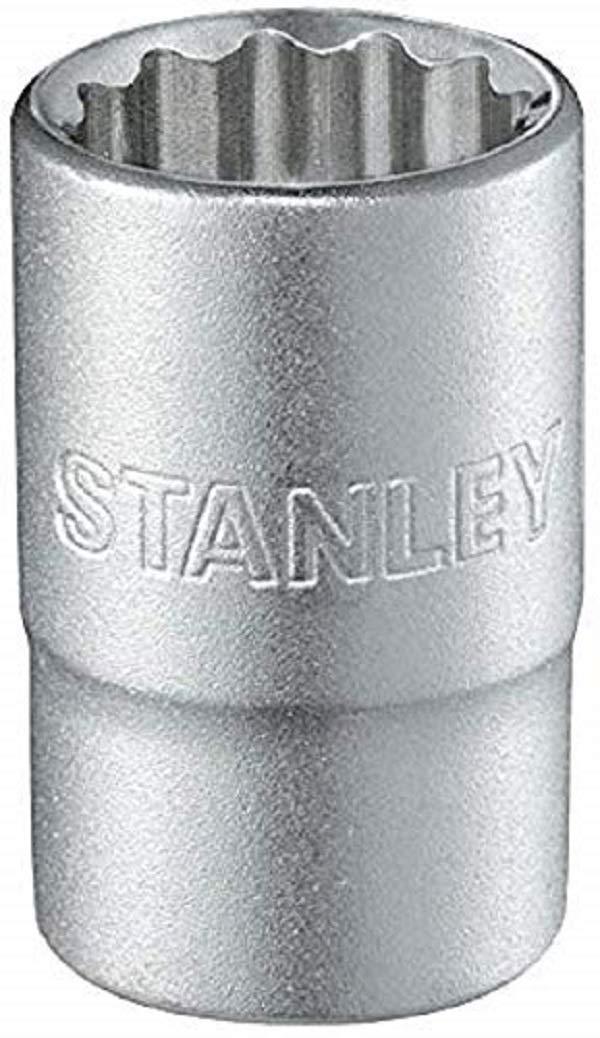 STANLEY 1-17-065 Llave de vaso 1//2 12 p 22mm