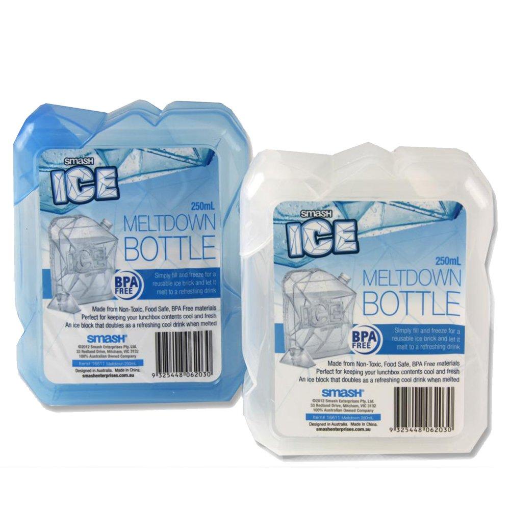 Kühlakku/Trinkflasche 2 in 1, ca. 250 ml, zum selbstbefüllen kitchenfun