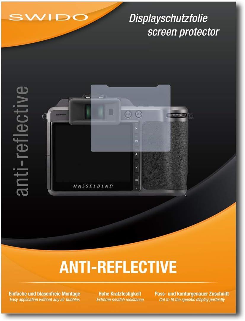 SWIDO Screen Protector for Hasselblad X1D II 50C Pack of 2 Anti-Reflective MATT Anti-Reflective High Hardness Scratch Protection//Screen Protector//Tempered Glass Film