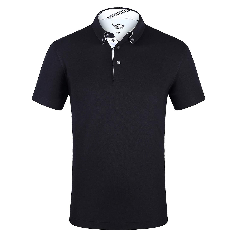 Amazon Eagegof Mens Shirts Short Sleeve Tech Performance Golf