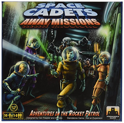 Stronghold Games Space Cadets Board Game - 2