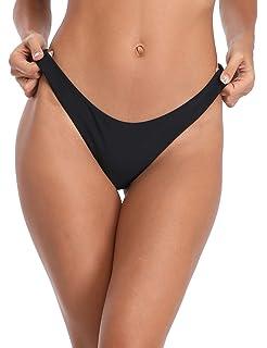 c55dc6384ad Amazon.com: FOCUSSEXY Women's Hot Summer Brazilian Beachwear Bikini ...