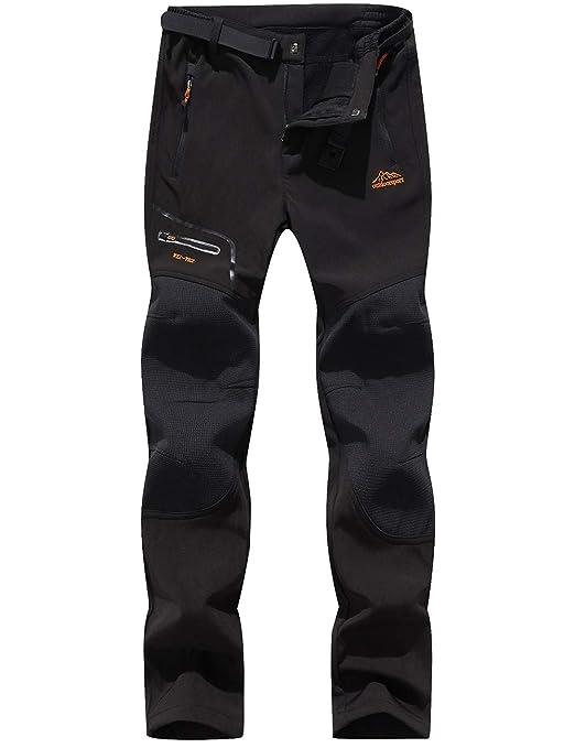 Ben Boy Women Outdoor Waterproof Ski Pants That Look Like Leggings