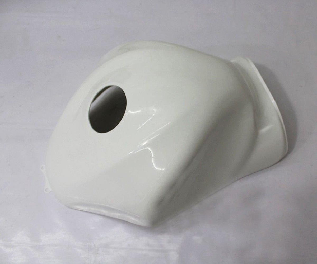 ZXMOTO Unpainted Gas Fuel Tank Cover Fairing for YAMAHA YZF R1 2004 2005 2006