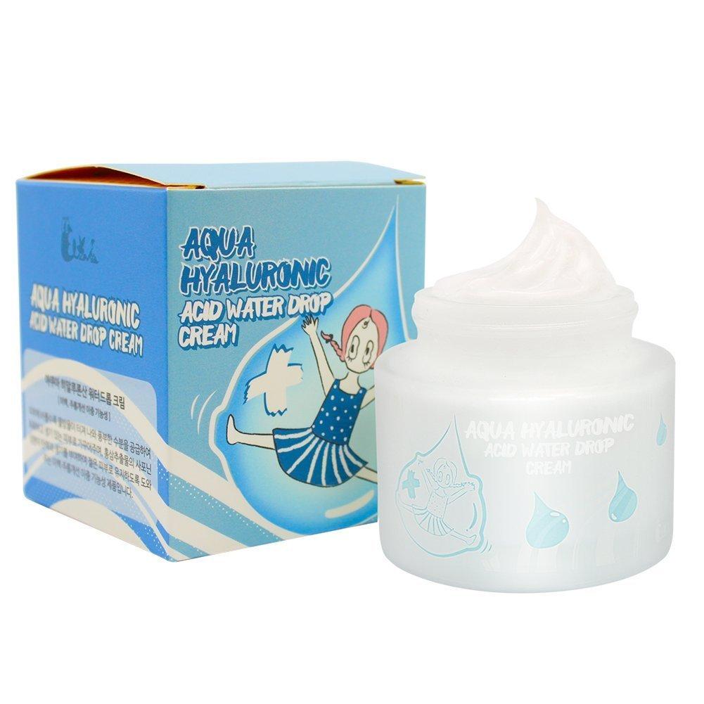 [Elizavecca] Aqua Hyaluronic Acid Water Drop Cream 50ml 8809418750505
