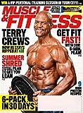 img - for MUSCLE & FITNESS Magazine June 2017 TERRY CREWS, Sebastian Lietget, Super Salads book / textbook / text book