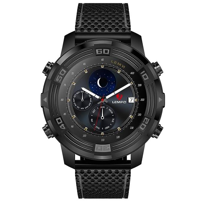 LEMFO Phone SmartWatch Reloj Inteligente Multifunción ...