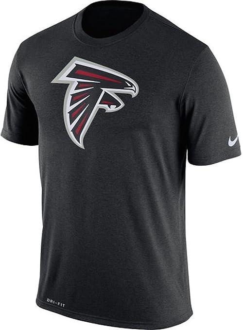 Atlanta Falcons Nike Legend Logo Essential 3 Performance T-Shirt - Black  (Medium) a57b1df9d