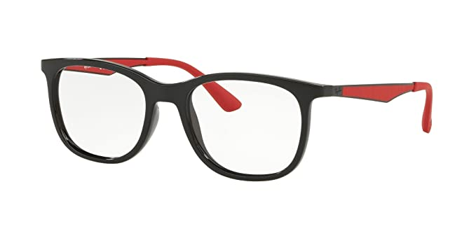 0d1670020d Image Unavailable. Image not available for. Color  Ray-Ban Men s RX7078  Eyeglasses ...