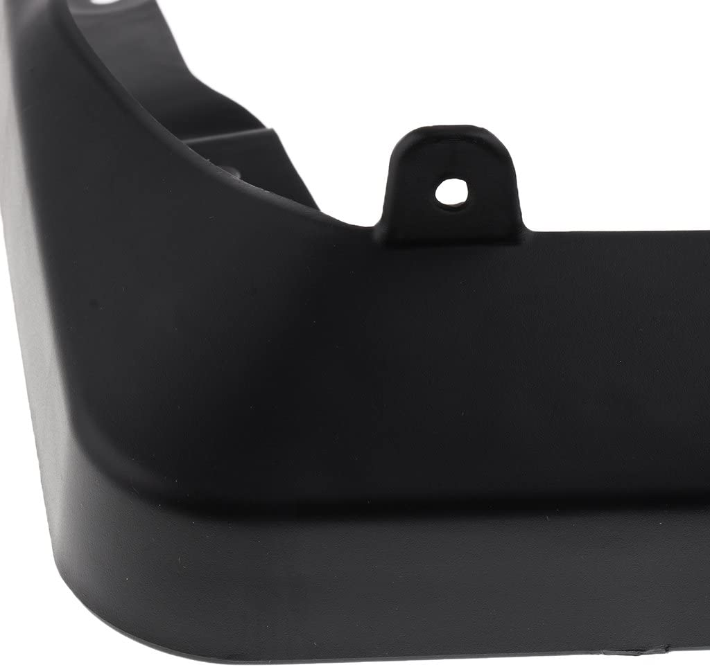 Kesoto Splash Guard Mud Flaps Mudflaps for Toyota Venza 2012-2018 Front and Rear 4-PC Set
