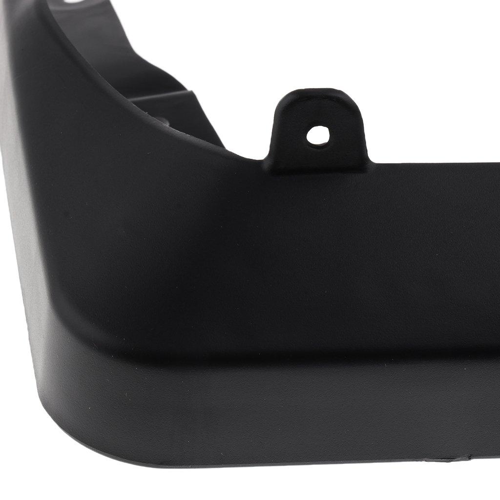 Baoblaze 4pcs Wheel Mud Flaps Splash Guard Paint Protector for Toyota Venza 2012-2018