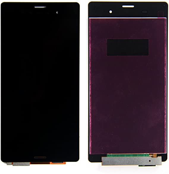 FULL Touch+LCD Screen Display for Sony Xperia Z3 D6603 D6616 D6643~Black
