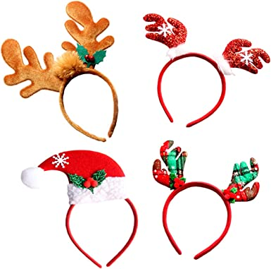 Christmas headband