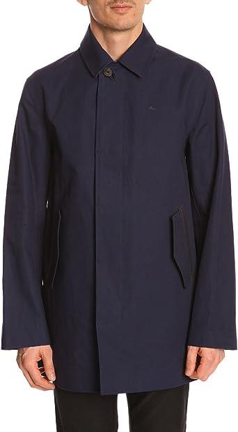 Lacoste Mens Dress Coat