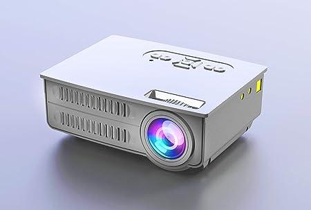 John-L El Mini proyector, el proyector de Bolsillo, es Compatible ...