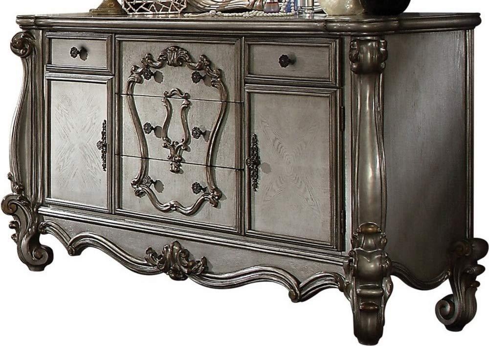 ACME Dresser, Antique Platinum by acme