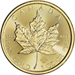 2016 CA Canada Gold Maple Leaf (1 oz)...